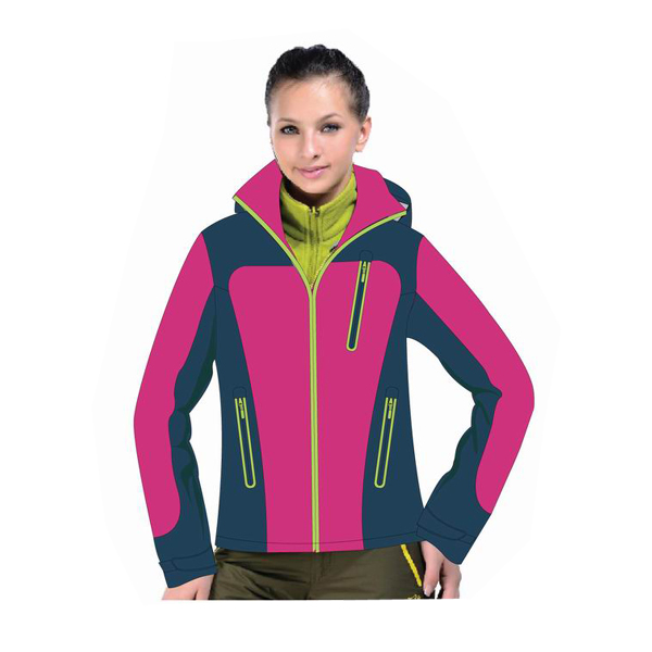 women snow coat