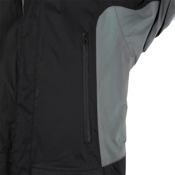 breathable softshell jacket
