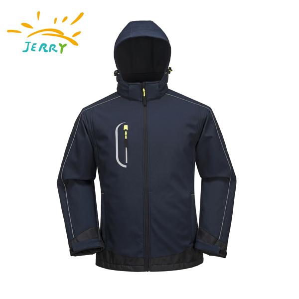 b12695320d59 Fashion Fashion Waterproof Softshell Fabric Men Outdoor Sport ...