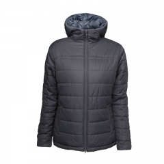 Lightweight Down Jacket With Hood