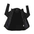 Fashion Design Causal Style Stand Collar Ladies Cotton Padding Jacket