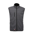 Body Fit Men's Softshell Vest