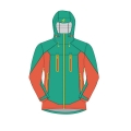 Men's Winter Waterproof Snow Ski Warm Outdoor Jacket