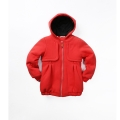 Girls Micro Fleece Warm Coat With Hood