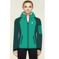 Waterproof Breathable Fully Seam Taped 3 Layer Jacket For Women Outdoor Sports