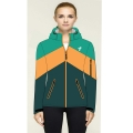 Waterproof And Breathable Fully Seam Taped 3 Layer Jacket For Women