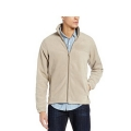 Men Leisure Polar Fleece Jacket