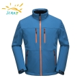 Hot Sale OEM Service Men Windproof Waterproof Warm Winter Softshell Jacket